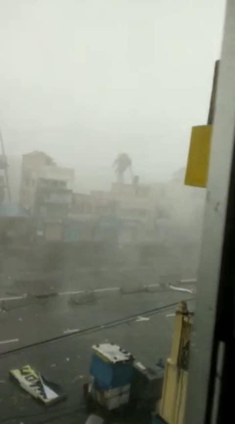 #cyclone-foni  Effect In Odisha