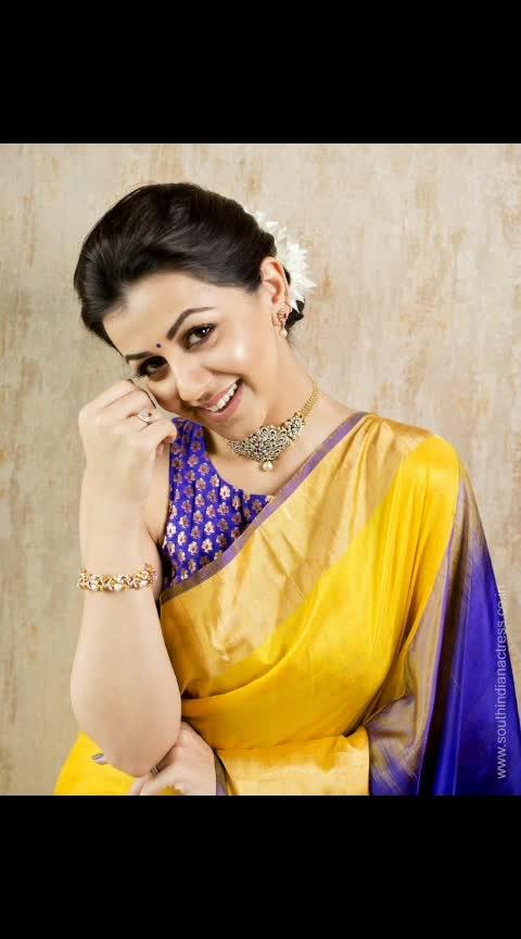 Nikki Galrani #nikkigalrani #southindianactress #actressinsaree #saree #fashion