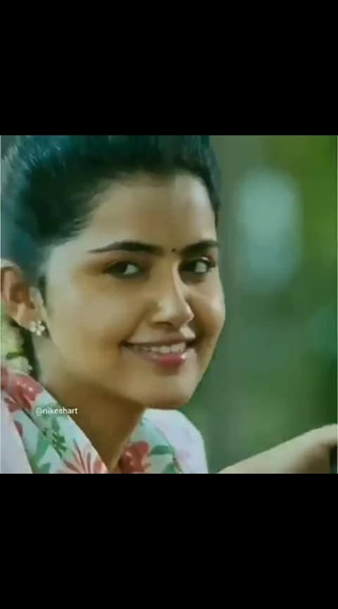 #kanne #anu #anupamaparameswaran #-lovely #expressionqueen #expressions #awesome