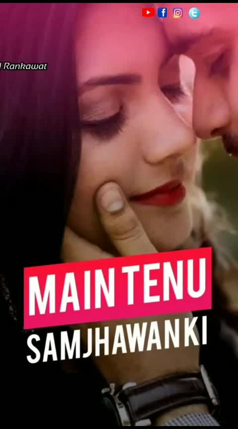 Samjawa ki...From Humpty Sharma ki dulhaniya 📲 Full Screen 📲 Status 💕 Videos 🆒 Please like 👍 This & Please Subscribe my YouTube Channel-Technical_Rankawat #arjitsingh  #humptysharmakidulhania  #sad-moments  #heart-touching  #love----love----love  #love_song
