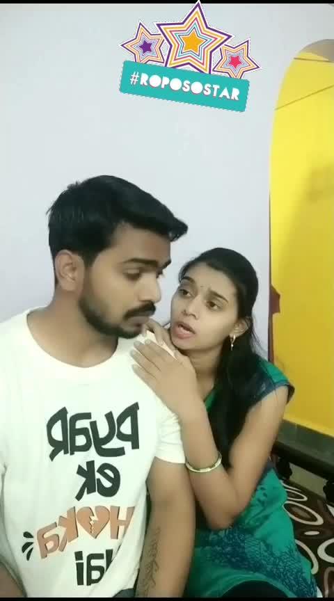 पागल आदमी कुछ भी कर सकता है😆😜🤣 #husbandwifecomedy #swapndeep 💑 #comedyact #funnyact #hindicomedy #funny #comedy #roposostar ⭐ #risingstar ⭐ #roposolove ❤️ #roposohindicomedy @deepshrideshmukh