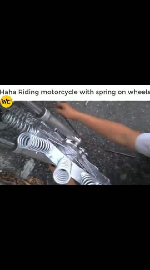 spring on wheels