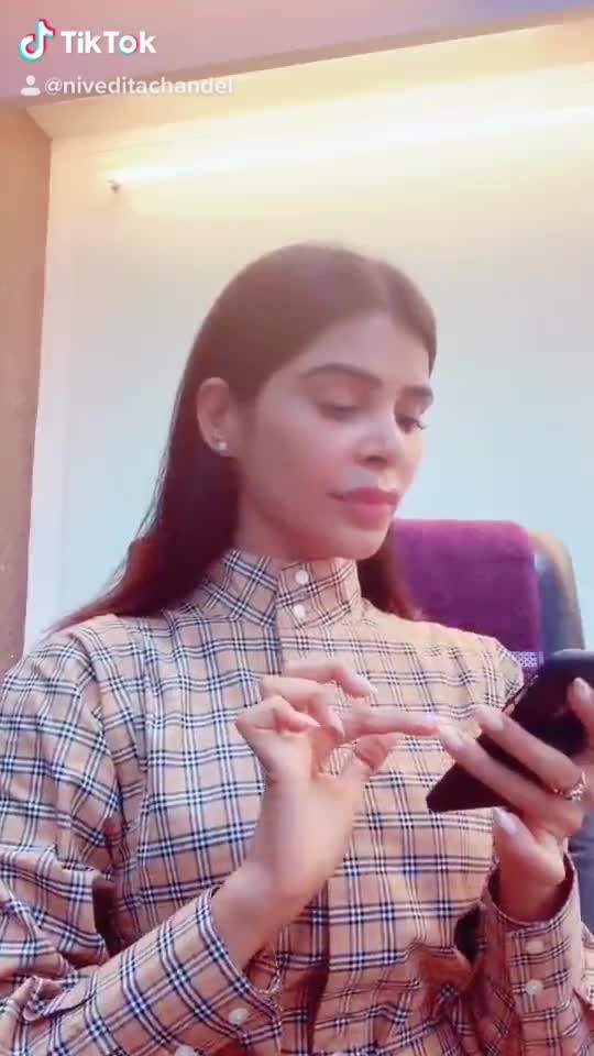 Yaar result nahi batana 😫😎 #niveditachandel #tiktokindia #funnyvideos