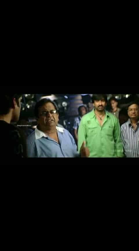 #neninthemovie #raviteja #brahmanandan_comedy