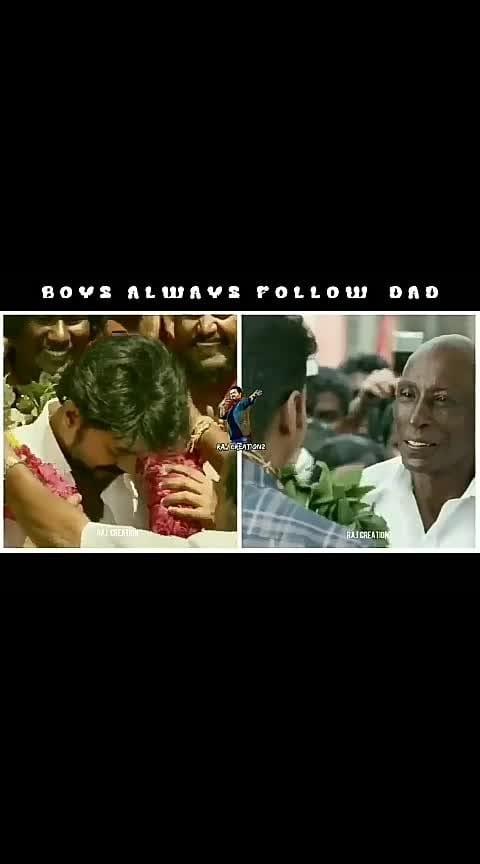 Follow your dad and me... #thalapathy63 #thalapathyvijay #thalapathy_vijay #thalapthy-vijay #best-dad #vijayism #vijay #ilayathalapathyvijay #semma-bgm #vijay61 #thalapathy-fan #thalapathy62 #thalapathymass #thalapathylove #thalapathyism #thalapathy_uyir