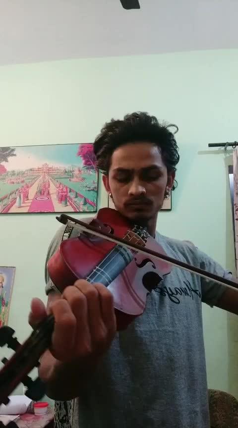 Channa Mere ya #bollywoodsong #ranbirkapoor #violin #shahrukhkhan