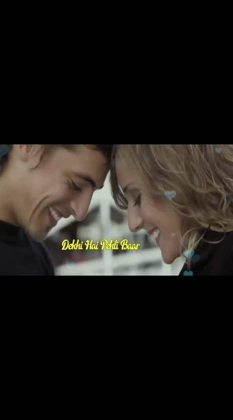 #saathiya #best_song 👌👌😍😍