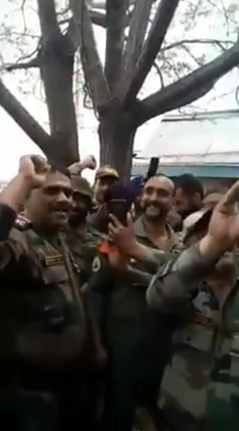Wing Commander Abhinandan after discharge from hospital