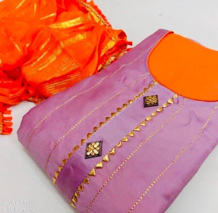 Exclusive Dress Material Suits ♥ ▪ Top Fabrics:- SATIN GLACE COTTON ▪ Bottom Fabrics:- Heavy cotton ▪ Dupatta: Chiffon Gota Patti work & pump less ▪ Rate: Rs- 1100/- To Order WhatsApp us (+91) 8097909000 * * * * #salwar #salwarsuits #dress #floralprinted #floral #lovefloral #dresses #longsuits #dressmaterial #chiffondupatta #suitswithdupatta #suitsonline #embroidered #onlinefloralsuit #floral #printedsuits #printed #straightsuits #dupatta #designerdupattaonline