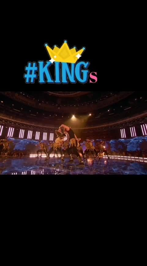 World of dance - part 2    The king's United stole the show...Champions of World of Dance 👌😍💯 #worldofdance #worldofdance2019 #dance #thekings #champions #title
