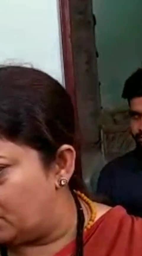 #smritiirani #loksabha-election