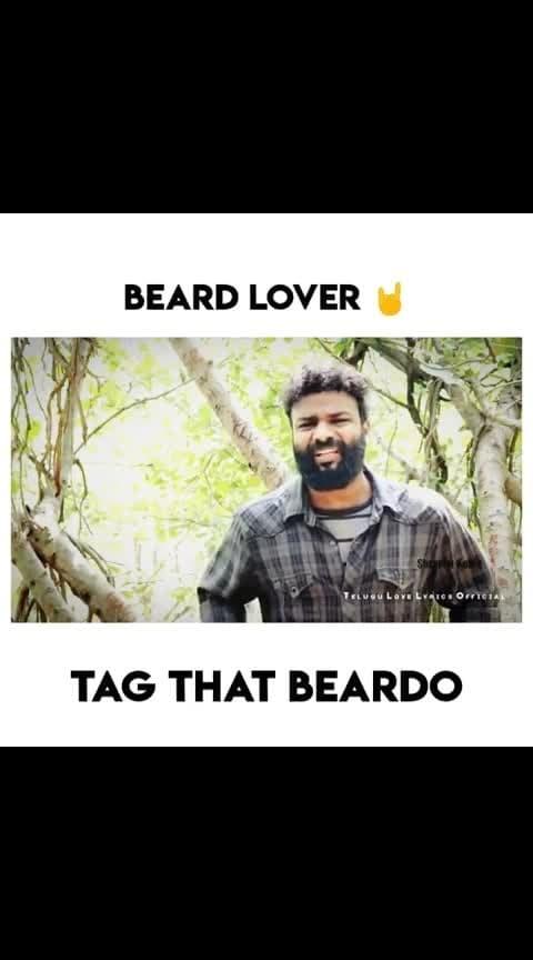 I like beard BOY'S #bearded-men