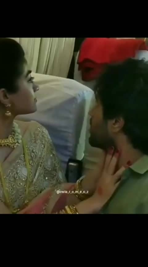 #lips-kiss #rashmikamandanna #vijay_devarakonda #sex_scene_of_rashmika