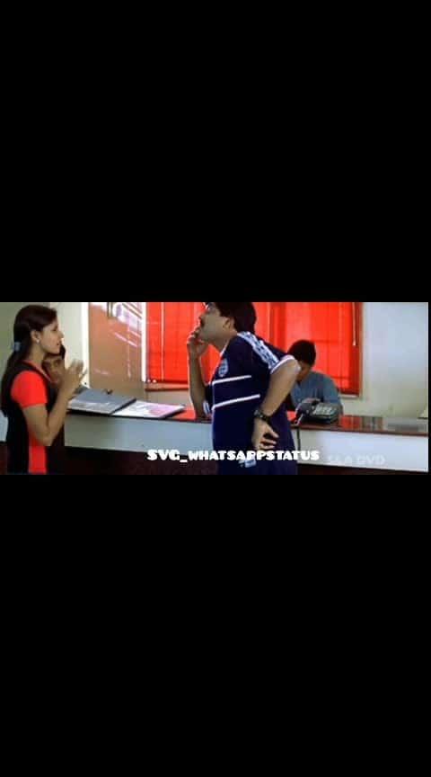 #comedy_scene 😂😂 Yetho bad smell varuthe 😂😂 #vivekcomedy