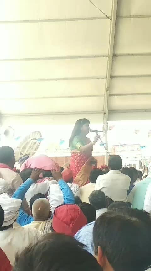 #2019elections  अखिलेश यादव रैली आजमगढ़