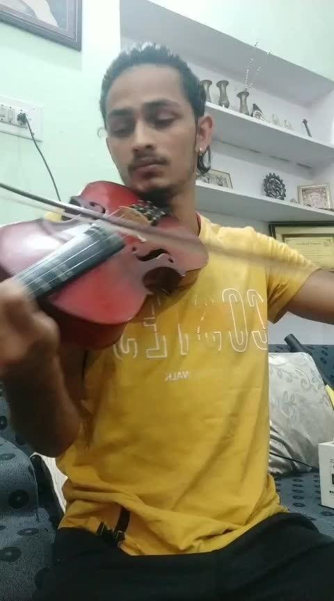 Baazigar violin Version #violinist  #shahrukhkhan #bollywoodsong