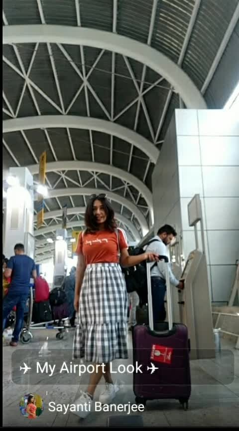 My #airport look  #fashion #styles #lifestyle #airportlook