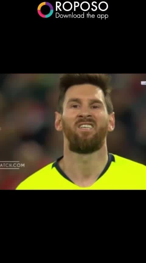 #roposofunny  #roposo-ha-ha-ha  #messi  #barcelona  #liverpool  #mustwatch