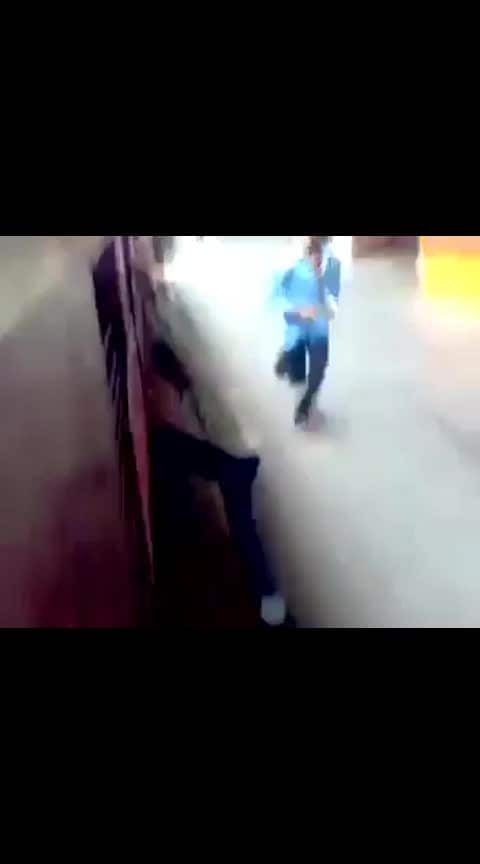 Danger #don't #do #that #mumbai #muslim #boys #stunt #deathnote #death #prone #effort #railways #platform #god #save #all #allah #Good #people #serious #performance #feat #hands #fearful #careless #unique #video #lols #becareful