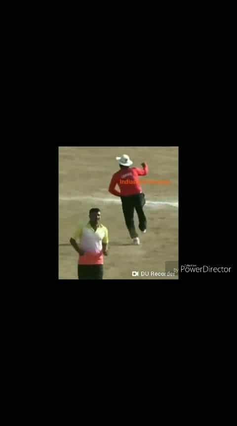 umpire dance