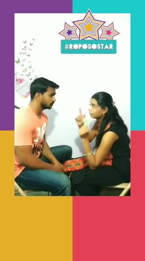 पैसा या अकल❓😆😃😜🤣 #roposostar ⭐ #risingstar ⭐ #roposolove ❤️ #roposohindicomedy #swapndeep 💑 @deepshrideshmukh #funny #comedy #hindicomedy #comedyact #funnyact