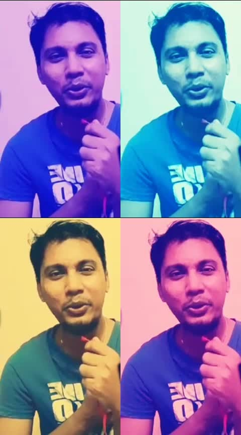 To All My Supporters.. #own-voice #roposorisingstar #malayalam #singer