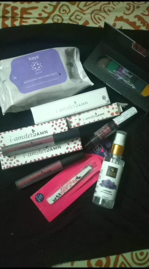 #beauty #nykaabeauty #purple #skincare #makeup #lipstickjunkie