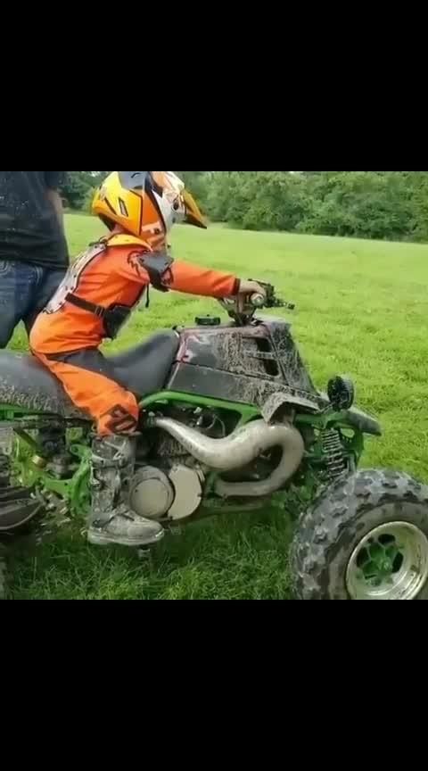 #smallboy #rider ✌✌😎😎