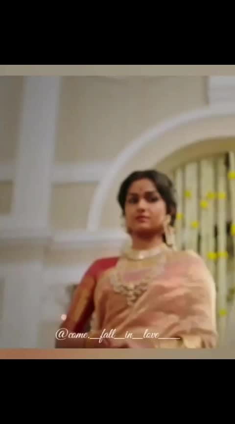 Mahanati ❤💕 #mahanati #keertysuresh #dqsalmaan #hearttouching #biopic #bgm #music #musiclovers #relationship #couple #fallinlove