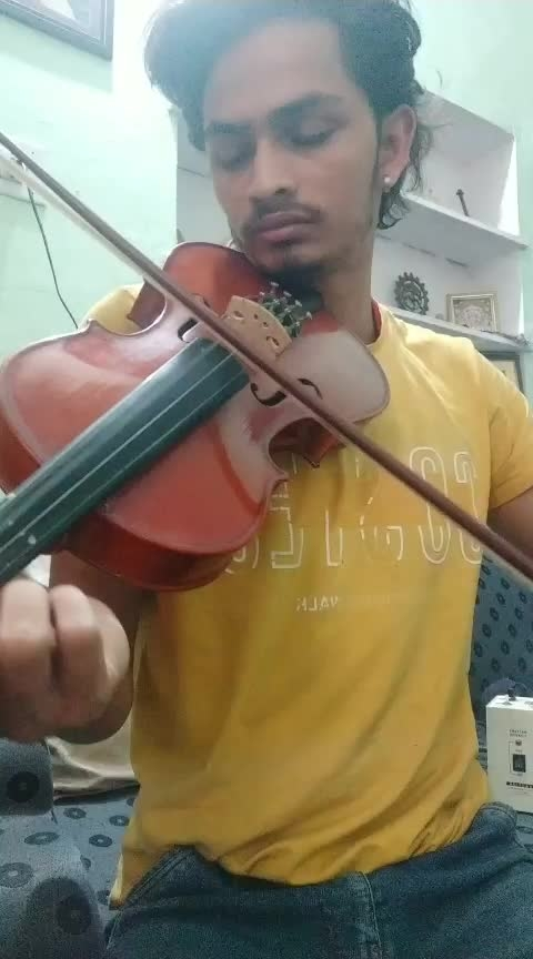 Gulabi Aankhey #violincover #lovesong #romantic #bollywoodsong