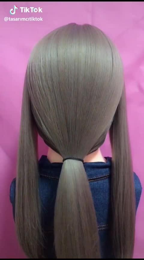 #hairstylesforwomen  #ladiesfashion