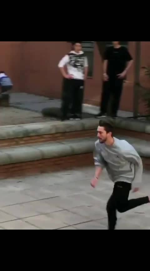 #parkour #awesome-jump #running #awesome-stunt