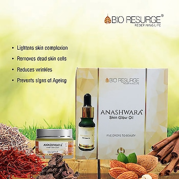 Anashwara Skin glow oil is a 5 drop miracle to a gorgeous you. Just apply 5 drops over your face and neck at bedtime to instantly notice a positive difference in your skin. * * * * Shop Now: Bio Resurge(https://bit.ly/2Nmi3Pe) | Amazon, Snapdeal, Flipkart, 1mg, Nykaa, Guardian pharmacy, Paytm, eBay, Qtrove, Healthmug, LimeRoad, Shopclues. * * #bioresurge #chemicalfreeskincare #pure #naturalsmile #ClearSkin #ayurveda #organic #fitness #life #fashion  #skincare #lifestyle #love #picoftheday #smile #beauty #healthy #naturalskincare #Mumbai #Delhi #Chennai #Kolkata #UttarPradesh #ncr #CleanSkin #PureSkin #FlawlessSkin #goodness