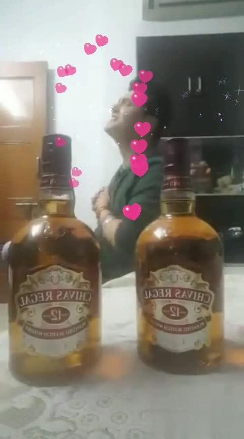 #daru #bottle #2019 #3pegbaliye #darubadnaam #winelovers @akki06c1ebd1 #yaariyan