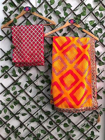 Party Wear Georgette Saree Enhanced with Gorgeous Thread work of gotta lace ♥ Blouse:- Gota work blouse  Price:- 1500/- To Order Whats-app us (+91) 8097909000 * * * * #saree #sarees #saris #georgette #netsaree #designerwear #partywearsarees #dealoftheday #outfitoftheday #ootd #sareeoftheday #sareeaddiction ✨