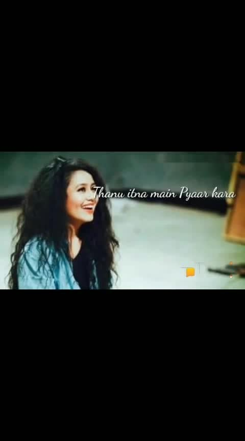 #favsong #nehakakkarfan on Request ...........spl for you @1sona  @chetan1126900c  and others
