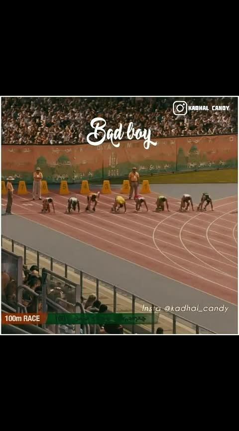 Real athlete