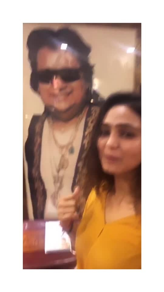 "Here's showing you the legendary singer and an amazing human being ""Bappi Lahiri""s Hall Of Fame, showcasing his 51 years of journey, special moments with international & Bollywood personalities and his family 💗 @bappilahiri_official_  . . . . #bappilahiri #bappida #singer #legendary #bollywoodsinger  #_talentedmusicians_ #coversong #crazygoodvoices #dailysingoff #gameofsongs #giftedvoices #hotvocals #omgvoices #platinumvoices #risingtalents #sing #singercentral #singersfromworld #singersspotflight #songcoversmusic #submitvocal #talent_locker #thegoodvoice #thelovelyvoice #themusicexplorer #thespecialvoice #topvocalist #upvoices #vocals #wowmusicians #indianhistory #halloffame"