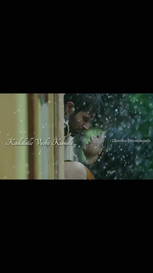 Vijay devarakonda_Dear comrade #vijaydevarakonda #vijaydevarakondafc #love #dearcomrade #lovesong #evergreen