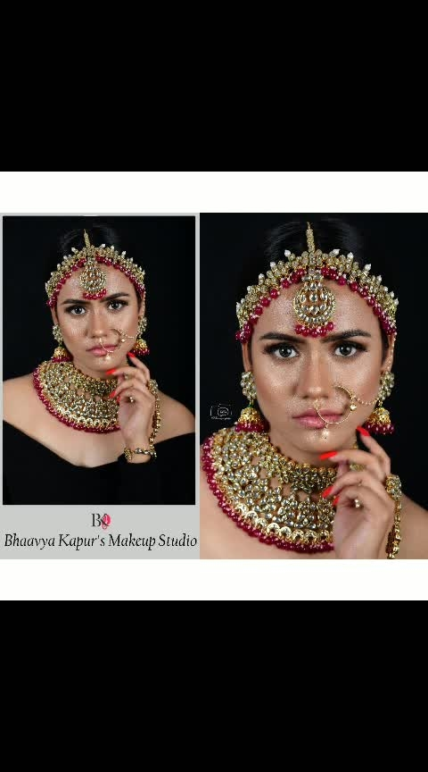 #Jwellery_Shoot_for  #Bhaavya_Kapurs_Professional_Makeup_Studio.  #Photographer - Lakshya ( L S Photography ) #Follow_me_on #Instagram : https://www.instagram.com/lsphotographylko/ #For_more_details_Call_Or_Whatsapp : 06307208074 ,09026722943 #Jwelleryshoot #bridaljwellery #bhaavyakapur #shoot #magazineshoot #i_am_nikon #D750 #supported_by Pratiksha Singh #lsphotographylko @lsphotographylko  #Lucknow #fashionphotographer #fashion_magazine #fashiondiaries #modeloftheday #newface