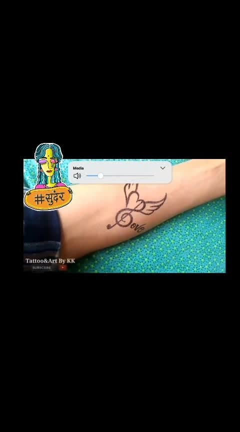 tattoos 😎