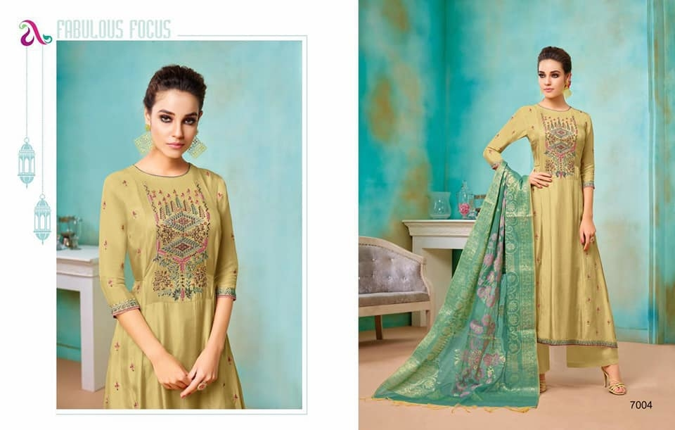 MAHIKAA COLLECTIONS LAUNCHES online selling of WOMEN FABRICS. Please click on picture or our online link below or BUY DIRECTLY FROM US USING PAYTM / BANK TRANSFER CONNECT WITH US AT info@mahikaa.in or WhatsApp : 7984456745  Pure viscose upada silk (Embroidery work front and back ,khatli work) (Semistiched) Top-pure viscoss upada silk kali style dupatta- orignal banarasi jacquard Lower fabric- santoon  #business #innovation #sales #health #fintech #amazon #mondaymotivation #wellness #news #engineering #banking #newyork #smartcities #gifts #credit #fridayfeeling #r #emotionalintelligence #protection #cash #engineers #publishing #electronics #reviews #writers #howto #contest #festive