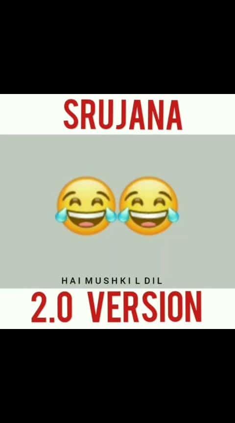 #srujana #hello-srujana-tinnavara #new-version #dangerouswoman #becareful #ropo-boys #dontfallforsuchcutegirls #followme #followmeonroposo #follow4follow #followroposo #followmeformore