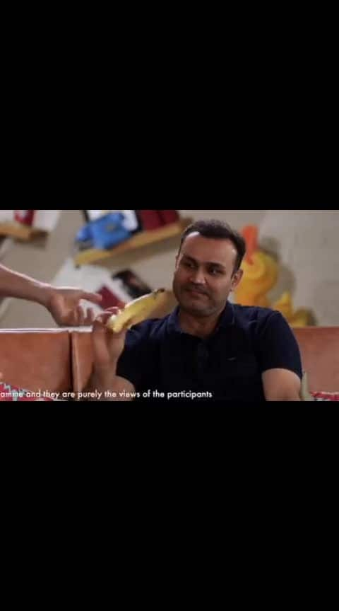part-1 #sachintendulkar #virendersehwag @bollywoodcricketfans