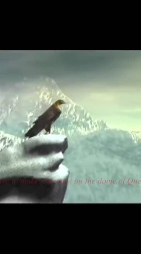 khudi  ko kar bhuland🦅🦅🦅🦅