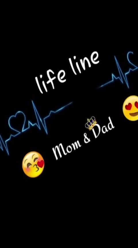 #my lifeline #mom_dad