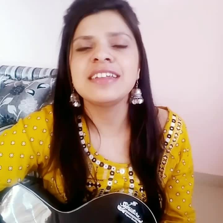 Maye Ni Mereye - MITSI THAKUR (Cover) . #roposo #mohitchauhan #singers #song #music #viral #videocreator #video #latest #beats #roposobeats #beatschannel #talenthunt #new #soulful