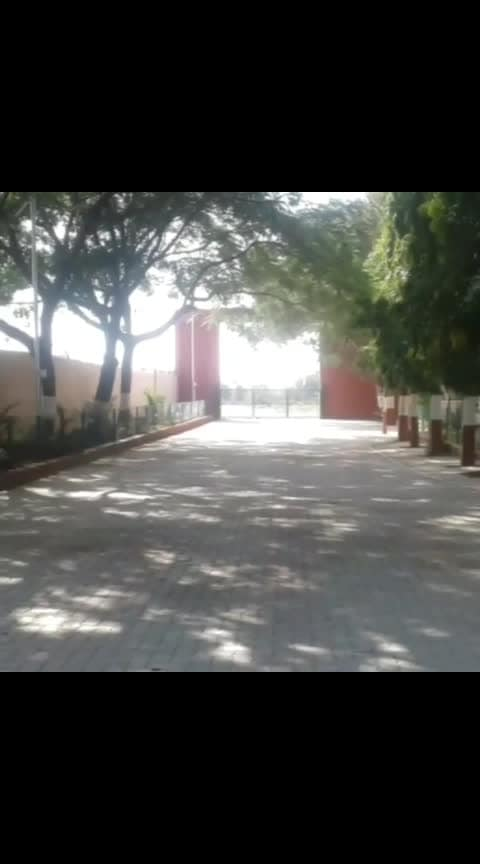#schooldays  #oldmemories #myschool #nostalgia #memories #childhood #childhooddays #childhoodmemoriesrevived  The place that has a special place in my life.  This place has given a lot to me and my family