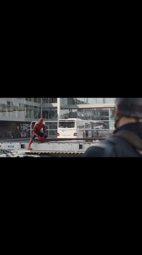 #filmistaanchannel #roposo #marvel #moviescenes #fight #spiderman #captainamerica #airportbattle #dearanilthakur