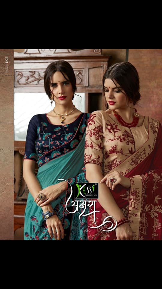 MAHIKAA COLLECTIONS LAUNCHES online selling of WOMEN FABRICS. Please click on picture or our online link below or BUY DIRECTLY FROM US USING PAYTM / BANK TRANSFER CONNECT WITH US AT info@mahikaa.in or WhatsApp : 7984456745  GEORGETTE/ SILK EMNROIDERED SAREE WITH WORK BLOUSE  #saree #sareelove #sarees #fashion #sareeblouse #indianwear #onlineshopping #love #sari #indianfashion #indianwedding #handloom #sareefashion #ethnicwear #indian #sareeindia #traditional #india #lehenga #silksaree #sareesofinstagram #wedding #cottonsaree #silk #indiansaree #style #silksarees #kanchipuram #designersaree